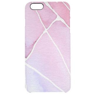 Pink Marble Watercolour Break Case