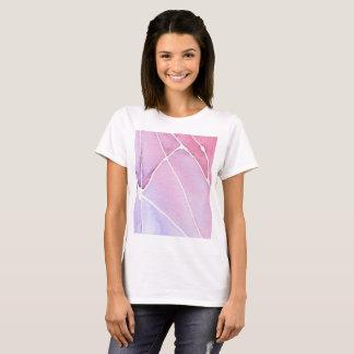 Pink Marble Watercolour Break Shirt