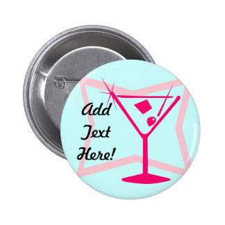 Pink Martini Button