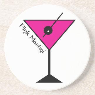 Pink Martini Coaster