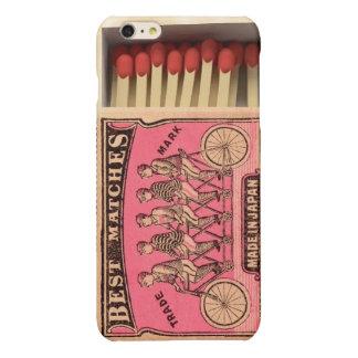 Pink Matchbox iPhone 6 Plus Case