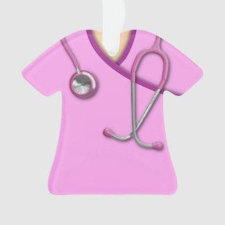 Pink Medical Scrubs