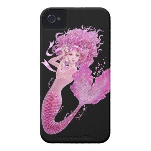 Pink Mermaid BlackBerry Bold Case