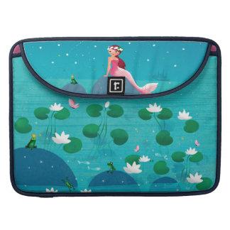 Pink Mermaid Mac Book Sleeve