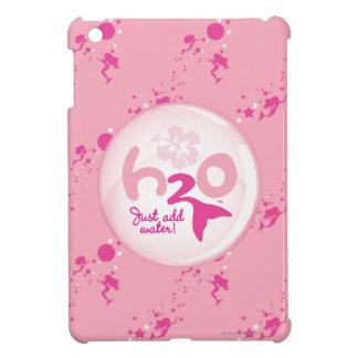 Pink Mermaid Pattern iPad Mini Case