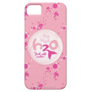 Pink Mermaid Pattern iPhone 5 Covers