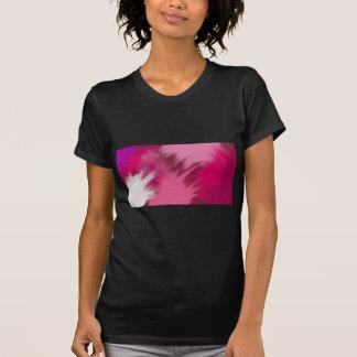 Pink misty smoke. T-Shirt