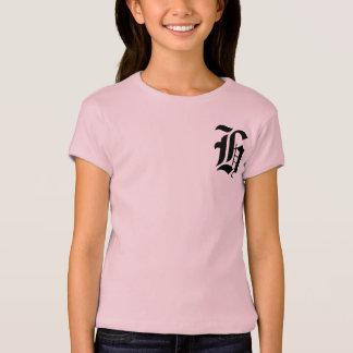 Pink Monogram H T-Shirt