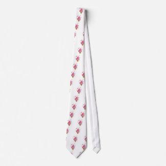 Pink Monster Ice Cream Cone Tie