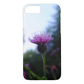 pink more flower iPhone 7 case