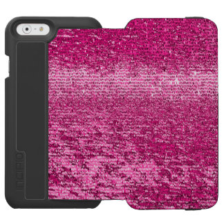 Pink mosaic pattern incipio watson™ iPhone 6 wallet case