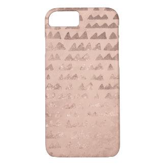 Pink Mountains Phone Case