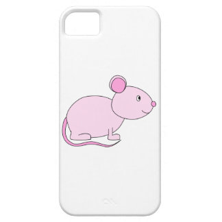 Pink Mouse. Case For The iPhone 5