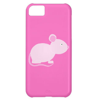 Pink Mouse. iPhone 5C Case