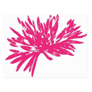 Pink Mum Postcard