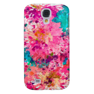 PINK MUMS 3  GALAXY S4 CASE