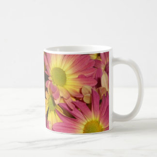 Pink Mums Coffee Mug