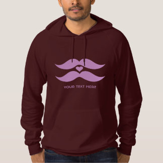 Pink Mustaches custom shirts & jackets