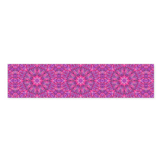Pink n Purple Kaleidoscope  Napkin Band