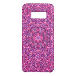 Pink n Purple Kaleidoscope   Phone Cases