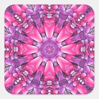 Pink n Purple Stickers