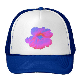 Pink Nasturtium Hat