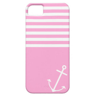 Pink Nautical iPhone 5 Case