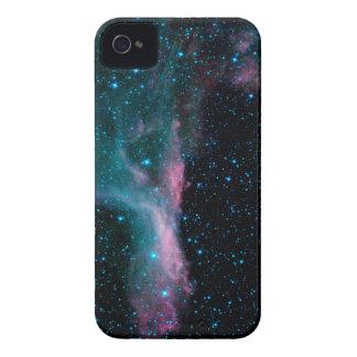 Pink Nebula Blackberry Case