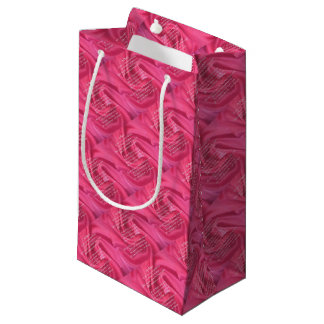 Pink - Niece Poem Small Gift Bag