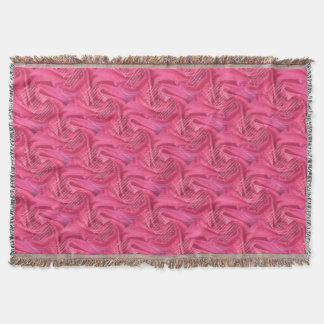 Pink - Niece Poem Throw Blanket