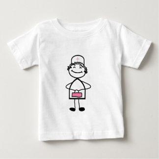 pink nurse baby T-Shirt