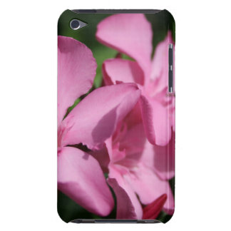 Pink Oleander Blossom Barely There iPod Cases