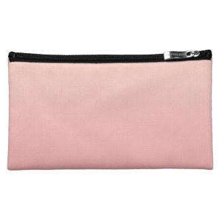 Pink Ombre Cosmetic Bag