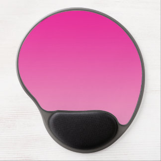 """Pink Ombre"" Gel Mouse Mat"