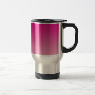 Pink Ombre Travel Mug