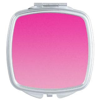 Pink Ombre Vanity Mirrors