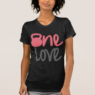 Pink One Love Tshirts