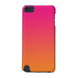 Pink & Orange Ombre iPod Touch 5G Case