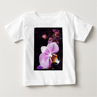 Pink orchid baby T-Shirt