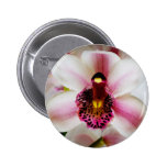 Pink Orchid Buttons