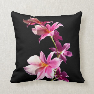 Pink Orchid. Cushion