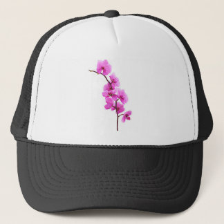 """""""Pink orchid"""" Trucker Hat"""