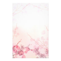 Pink Orchid Wedding Customised Stationery