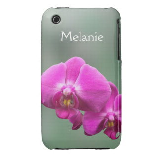 Pink Orchids iPhone 3 Covers