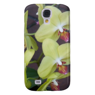 Pink Orchids Galaxy S4 Case