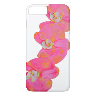 Pink Orchids iPhone 8 Plus/7 Plus Case