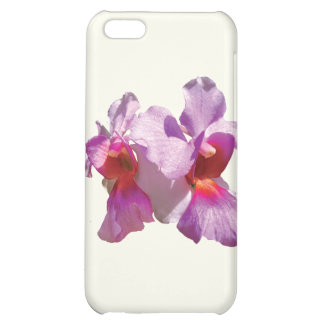 Pink Orchids iPhone 5C Cases