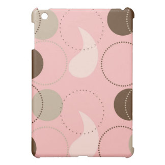 Pink Paisley iPad Case