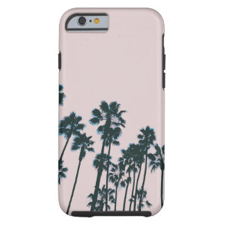 Pink Palms Tough iPhone 6 Case