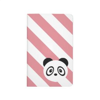 Pink panda journal